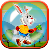 Bunny Rabbit Run : Jungle Fun
