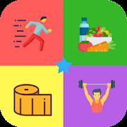 Cronograma de Ejercicios y Dieta Equilibrada