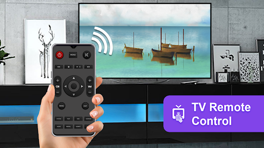 Remote Control for All TV – Universal TV Remote 3