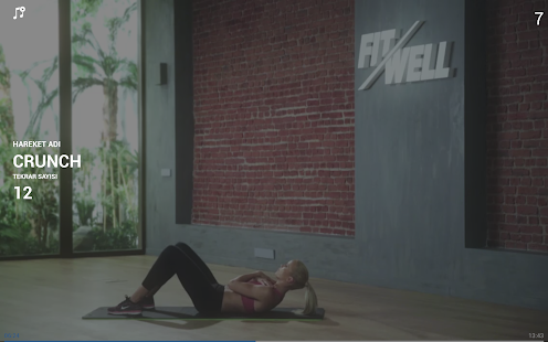 Fitwell - Kişisel Egzersiz & Beslenme Koçun Screenshot