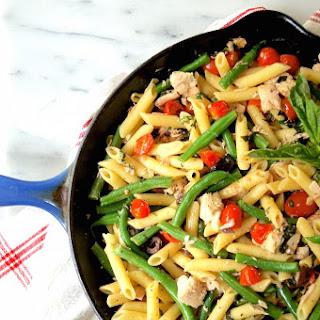 Tuna Penne Pasta Recipes.