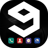 Mate 9 launcher theme
