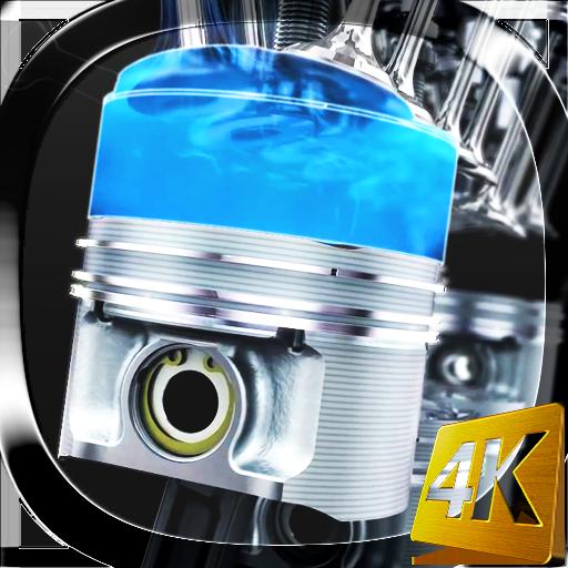 Engine 4K Video Live Wallpaper file APK Free for PC, smart TV Download