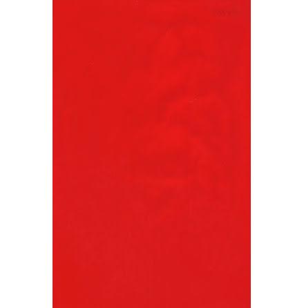 Presentpapper 57cmx154m röd