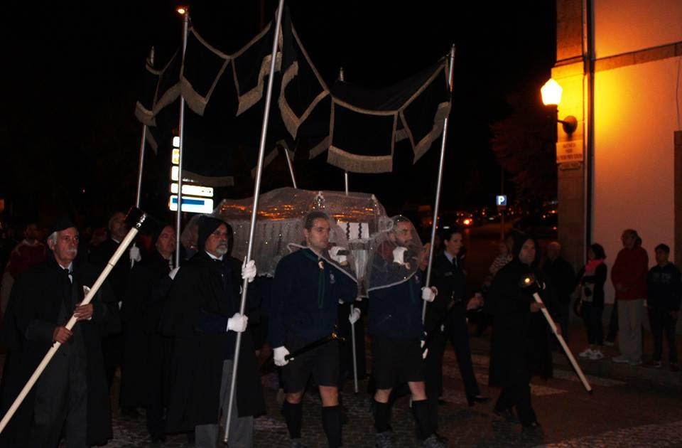 Procissão do Senhor Morto reúne milhares de fiéis em Lamego