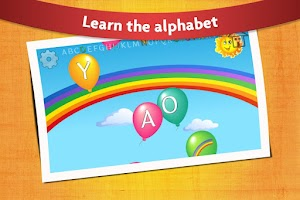 Screenshot of Kids Balloon Pop Game Free