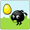 Bad Pig Steal Angry Bird Eggs icon