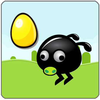 Bad Pig Steal Angry Bird Eggs
