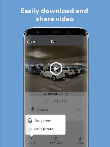 CCTV Connect 7.6.0 a(552) screenshots 3