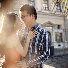 Свадебный фотограф Виктория Гнатив (viktoriiahnativ). Фотография от 02.10.2017