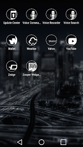 Simp Dark White - Icon Pack screenshot 7