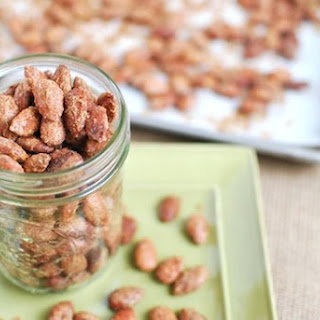Sweet Spicy Almonds Recipes