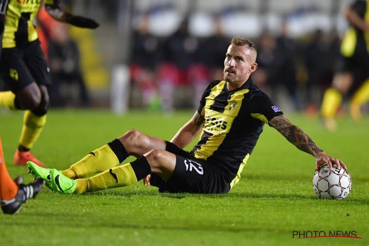 D1 B : le Lierse ne profite pas du match nul du Cercle de Bruges