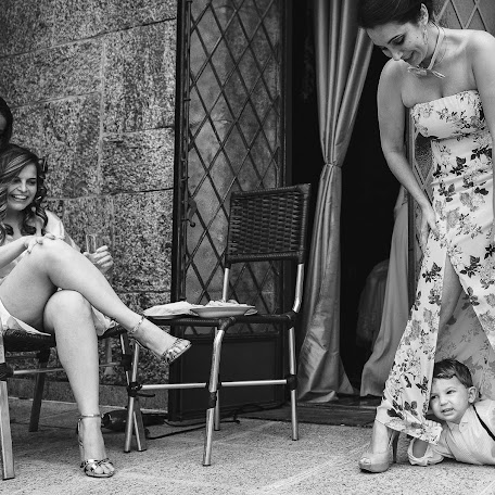 Wedding photographer Bruno Dias (brunodiasfotogr). Photo of 12.11.2017