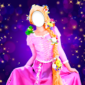 Princess Costume & Hair - Princess Dress & Makeup icon