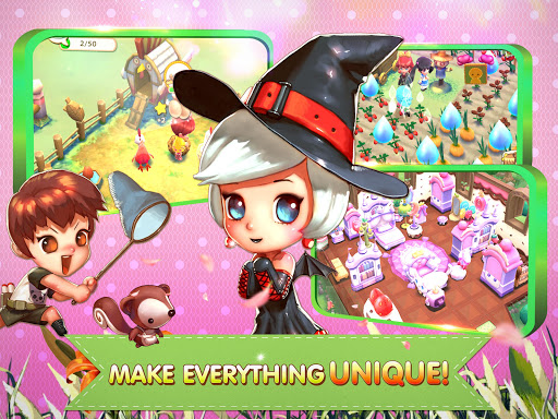 Townkins: Wonderland Village 0.4.46 screenshots 9