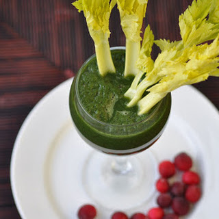 Winter Green Smoothie