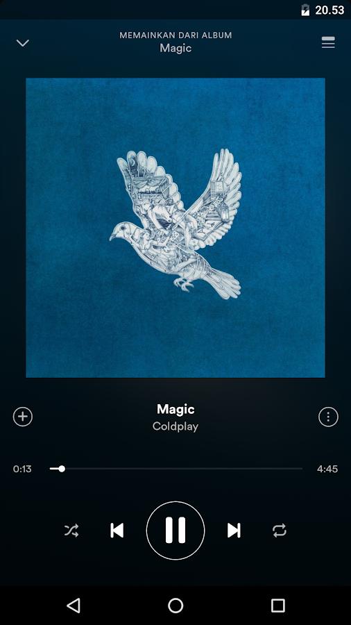 Spotify Music Premium v 8.4.72.845 Mod apk