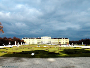 Photo: austria, travel, schonbrunn, palace, vienna, wien