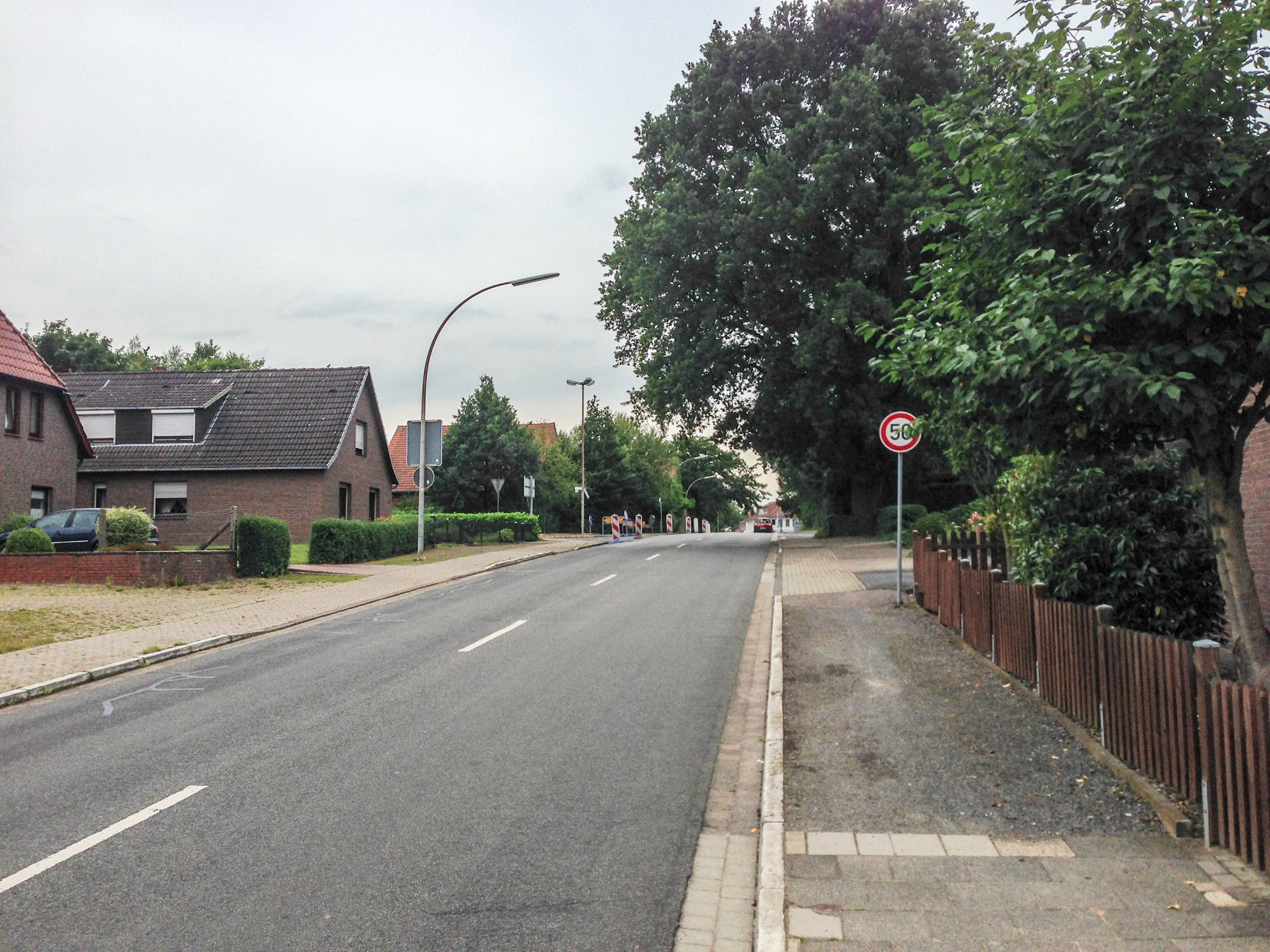 Wesermünder Str. in Osterholz-Scharmbeck