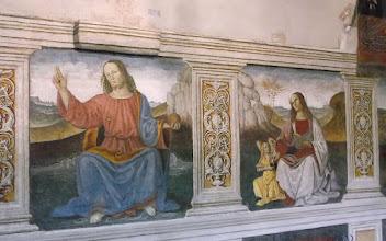 Photo: 022 Seinämaalaksia Monastero S. Benedettossa