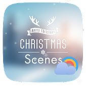 Christmas GO Weather Live Backgrounds