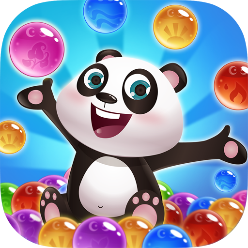Bubble Shooter Panda (game)