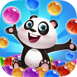 Bubble Shooter Panda Icon