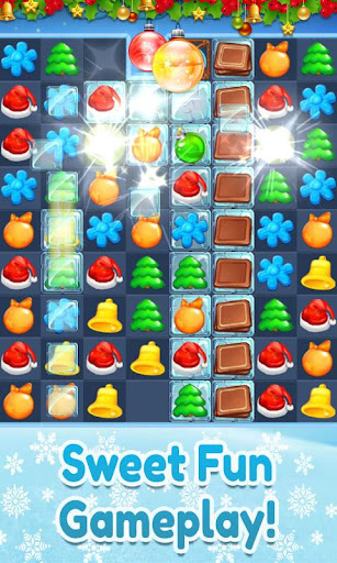 Christmas Candy - Santa Claus's Matching Adventure 1.0.0 screenshots 1