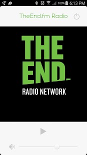 The End Radio Network- screenshot thumbnail