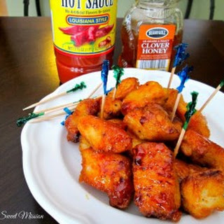 Sweet & Spicy Chicken Bites
