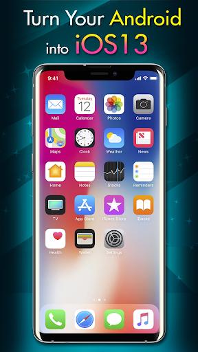 Launcher iOS 13 5.1.1 screenshots 1
