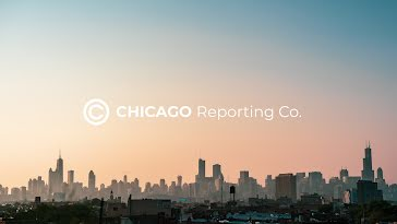 Chicago Reporting - YouTube Channel Art template