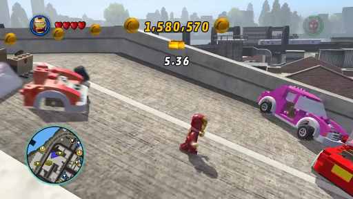 Deliplays For Lego Capt Irongold Trick Battle 1.0 screenshots 2