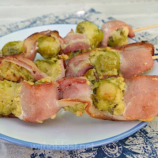 Parmesan Bacon Brussels Sprouts Recipe