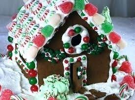 Christmas Gingerbread House Recipe