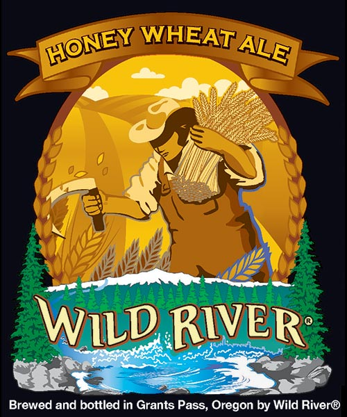 Logo of Wild River Honey Wheat