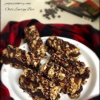Rolled Oat Energy Bars Recipes.