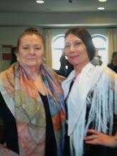 Photo: Matilde Coral i Małgorzata Matuszewska po zajęciach Alborea
