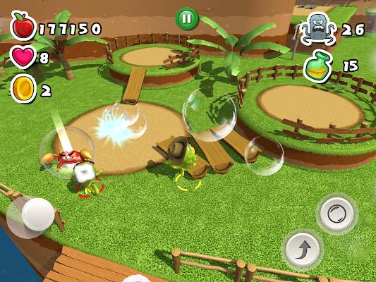 Bubble Jungle ® Pro- screenshot
