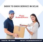 Door to Door service in Delhi