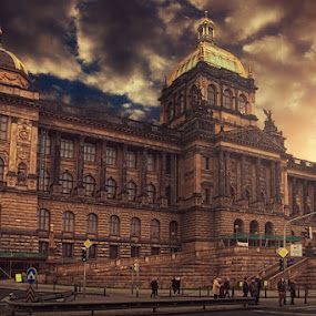 National Museum by Bojan Dzodan - Buildings & Architecture Public & Historical