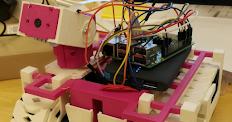 Android Thingsを使って3Dプリント戦車を作ろう ① ハードウェア準備編