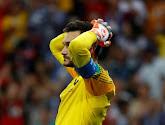 Tottenham-doelman Hugo Lloris moest de nacht in de cel doorbrengen