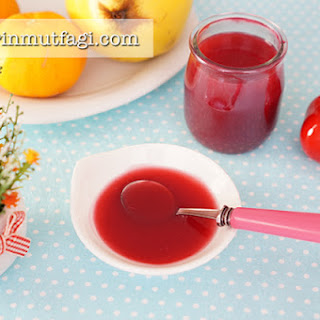 Pomegranate Sauce Dessert Recipes