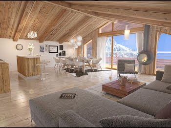 appartement à Chatel (74)