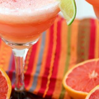 Pink Grapefruit Margarita Recipe