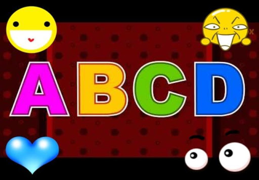 ABC表音A-Z