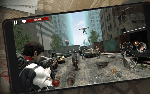 ZOMBIE SHOOTING SURVIVAL: Offline Games 1.11.0 pic 2
