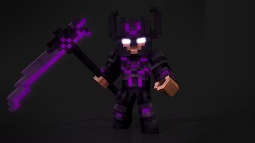 Herobrine Skins for Minecraft - screenshot thumbnail 02